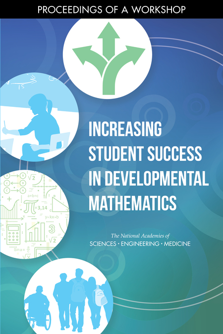 Increasing Student Success in developmental Mathematics Proceedings of a Workshop (2019)