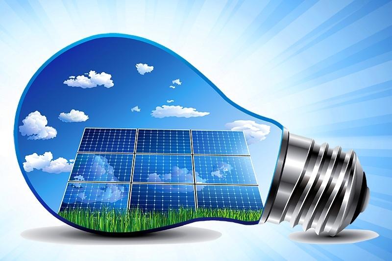 Листосборник-квадроцикл с солнечной энергией